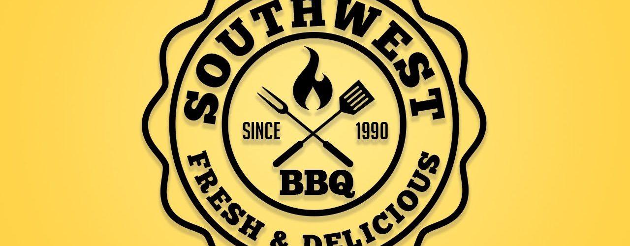 Creating a Logo Design BBQ Logo using Free Fonts - Coreldraw